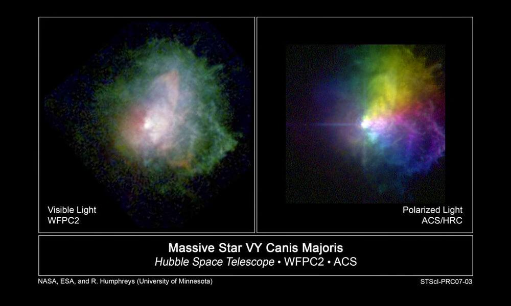 Imagen interferométrica astronómica de Joel Sánchez Bermúdez en 2014