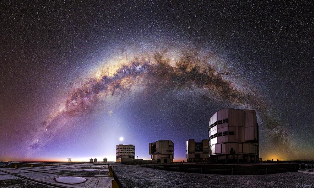 Very Large Telescope Interferometerm en Chile