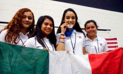 Mexicanas Ganan Medalla de Oro en Concurso de Robótica en Estados Unidos