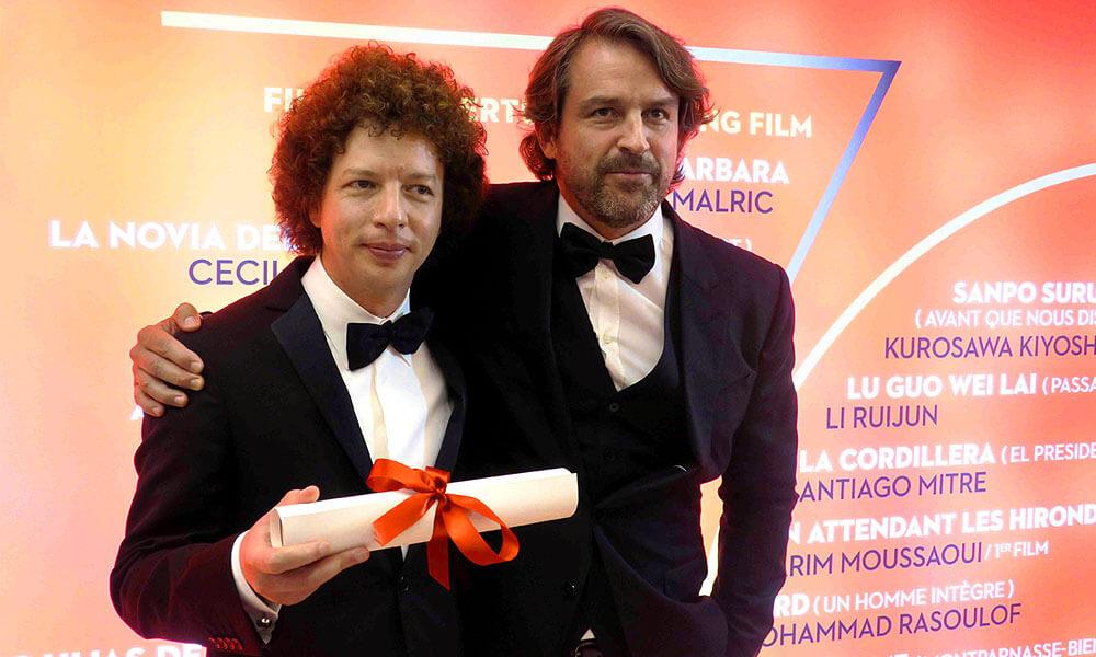 Mexicano Michel Franco es premiado en Cannes