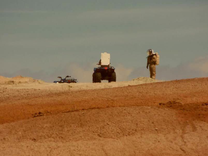 Tripulación 180 LATAM-I Viaje simulado a Marte