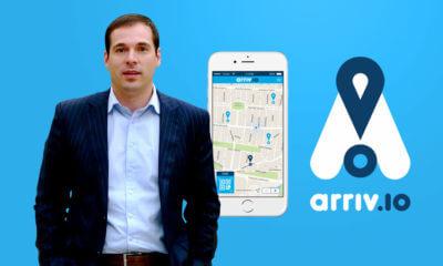 Robin Reyes, CEO de Arrivio, app mexicana que facilita el estacionamiento