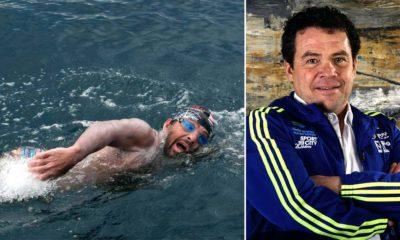 Antonio Argüelles: Primer Nadador Mexicano que Cruzó los Siete Mares