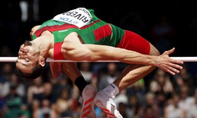 Saltador Mexicano Edgar Rivera cuarto lugar Mundial de Atletismo Londres 2017