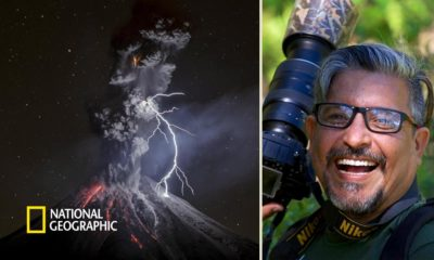 Sergio Tapiro Fotógrafo de Viajes del Año de National Geographic 2017