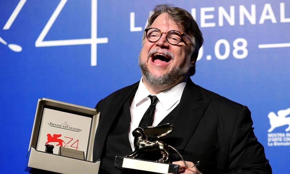 """Guillermo del Toro gana León de Oro en Festival de Venecia por """"La Forma del Agua"""""""