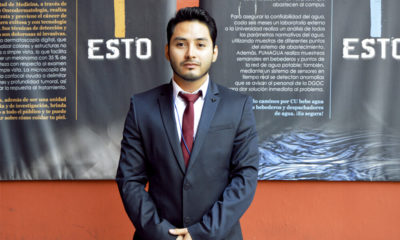Estudiante Mexicano Desarrolla Destilador Solar de Agua